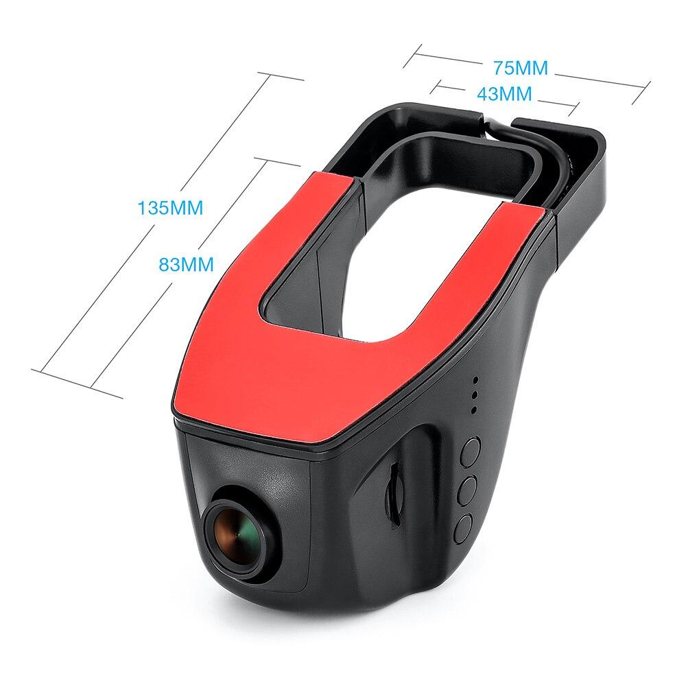 Автомобильный видеорегистратор, видеорегистратор, видеорегистратор 1080 P, USB, Автомобильный видеорегистратор, ночная версия, цифровой видео...