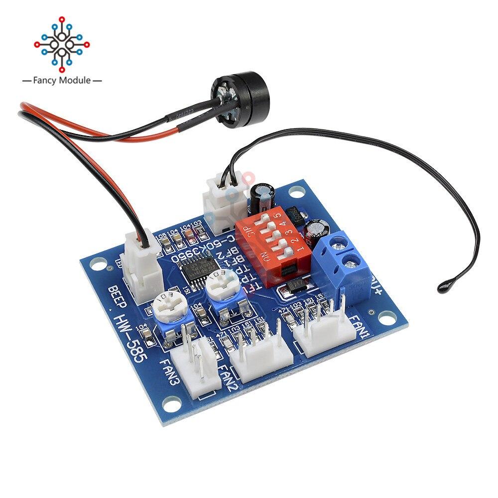 5 Amp Ventilateur Régulateur de vitesse électronique
