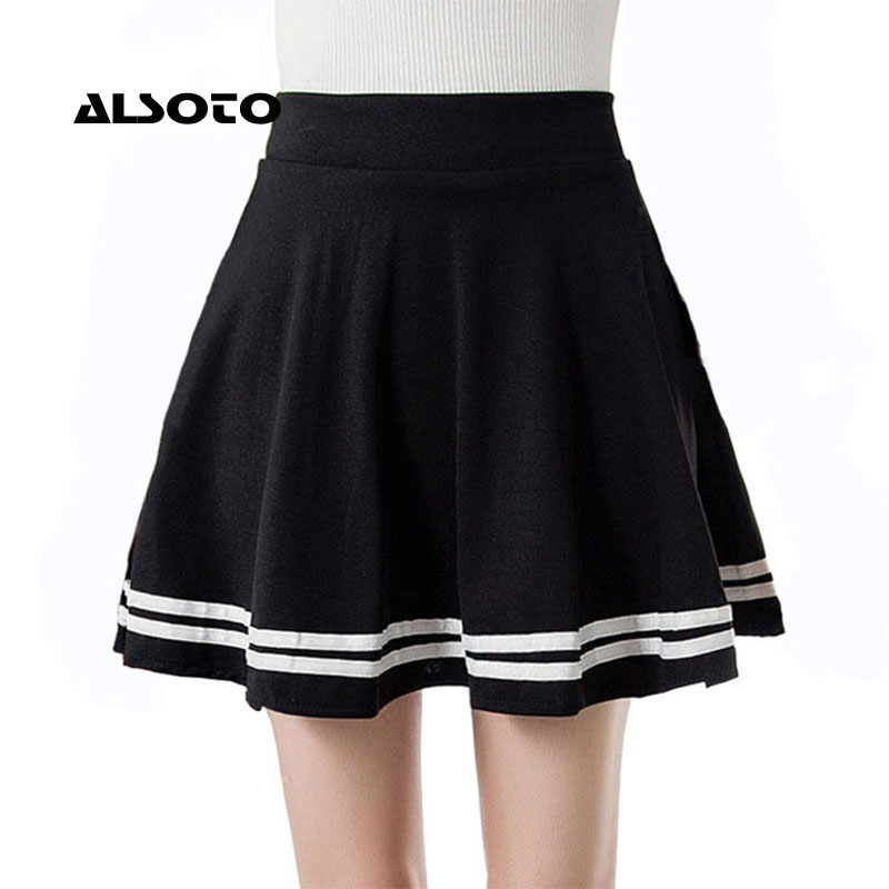 Skirts Womens Winter and Summer Style Midi Women Black Skirt Fashion Female Mini Korean Skirt Women Clothing Bottoms Vadim tutu