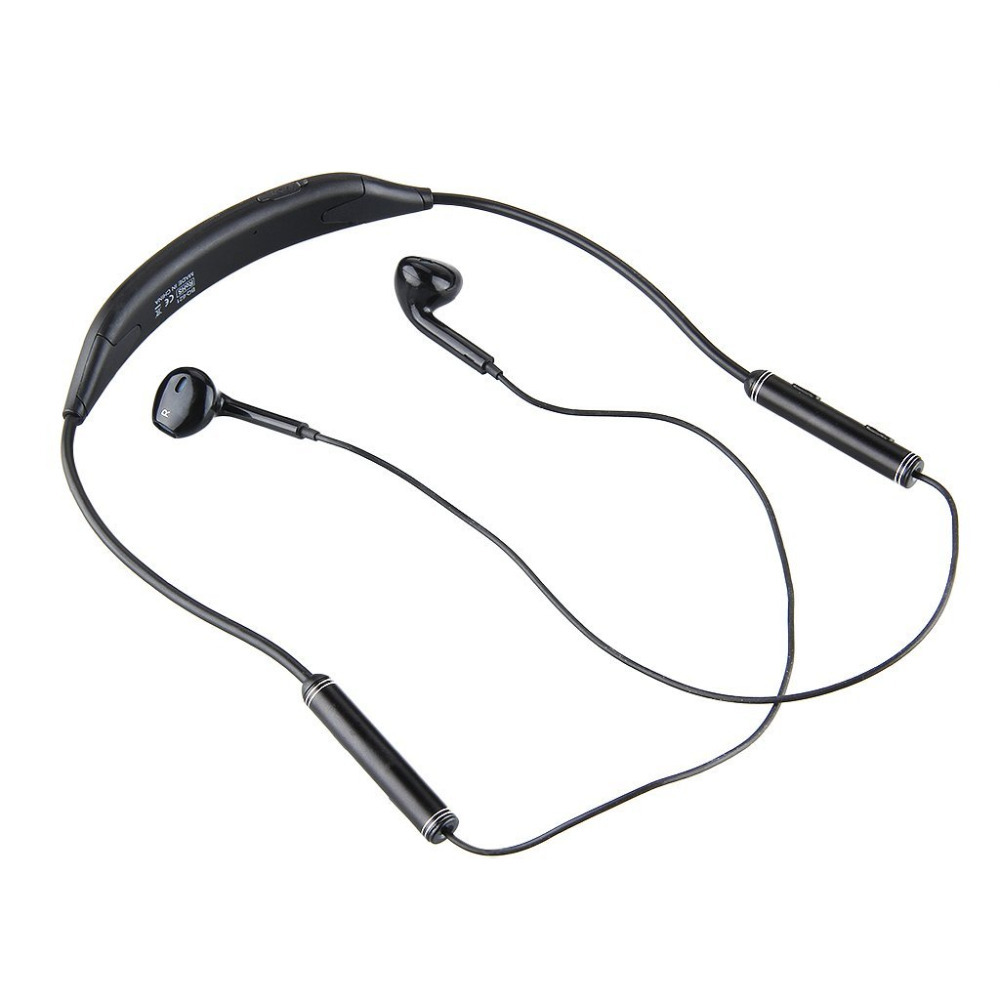 Free Shipping Sweatproof Bluetooth Headphone Wireless Headset BQ621 Sports NFC Earphone Earbuds Microphone for all Android Phone
