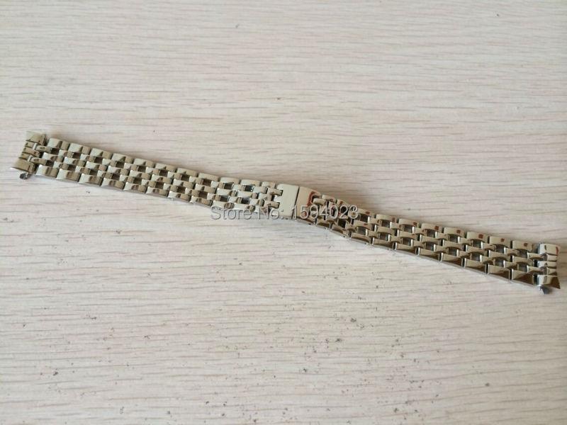 14 մմ T95 կին մոդելներ Watch Band T-CLASSIC Carson Series Stainless Steel band