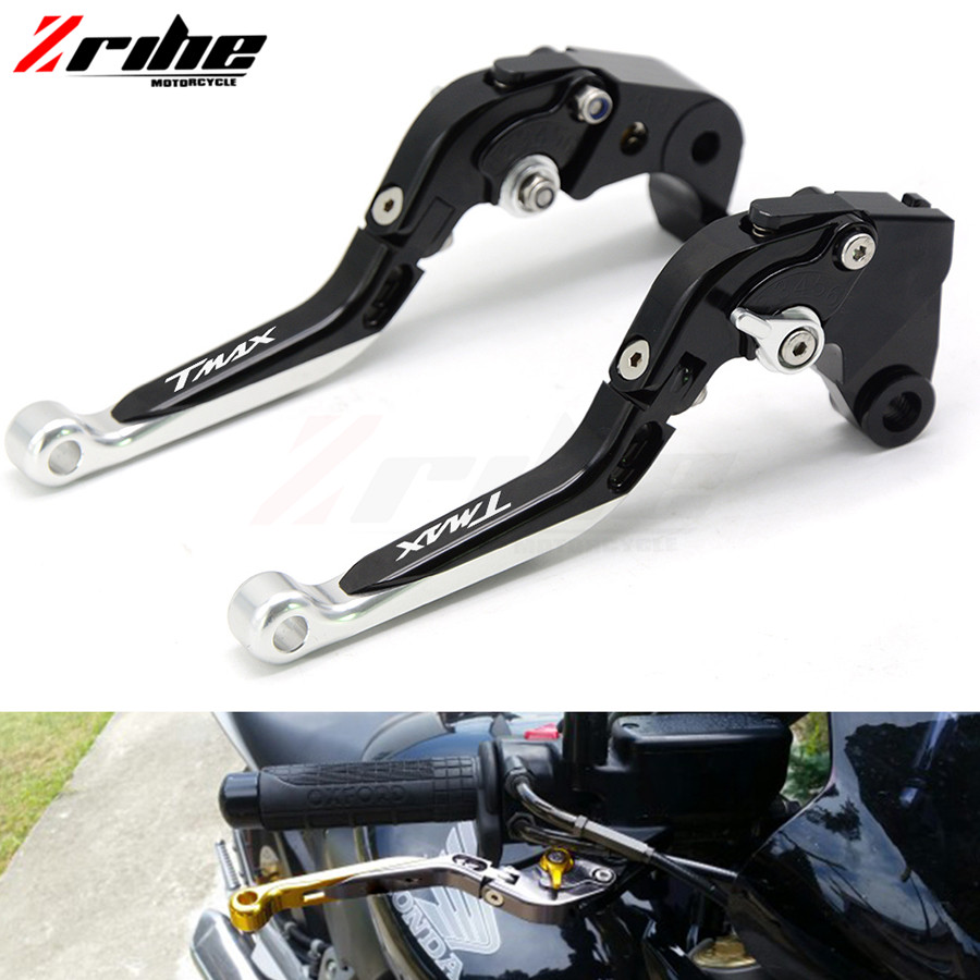 NEW CNC Motorcycle Brakes Clutch Levers For YAMAHA TMAX 530/500 T-MAX 530/500 TMAX530 2012-2017 TMAX500 2008-2017 Free shipping
