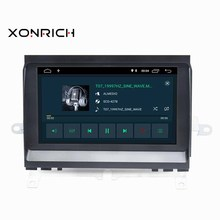 Android 7.1 Car Multimedia Player NAVI For Land Rover Discovery 3 LR3 L319 2004~2009 Radio Stereo GPS Navigation Wifi OBD 4 Core цена
