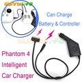 Intelligent Car Charger 17.5V 4A Phantom 4 Outdoor Charging Accessories for DJI Phantom 4/ Phantom 4 PRO/ PRO+ V2.0