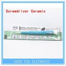 screwdriver Ceramic CD-20 With no magnetic hot sale free shipping Ceramic precision screwd J330