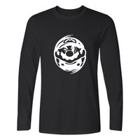 Oversize T Shirt Men Hip Hop Long Sleeve T Shirts And Super Mario T Shirts In