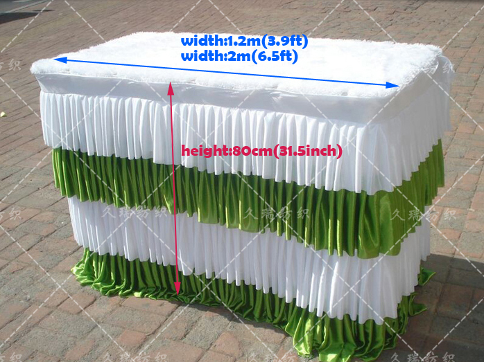 bulk wedding decorations wedding favors wedding table cover wedding table 2116