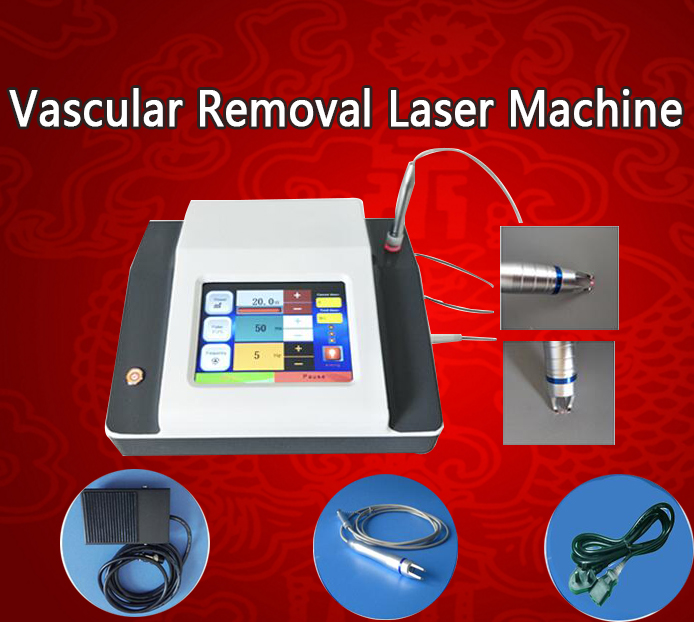 CE Approved 980nm Medical Diode For Permanent Blood Vessels Removal Spider Vein Therapy Salon Use