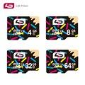 Capacidad real original ld tarjeta sd micro tarjeta de memoria microsd 4g/8g clase 616g/32g/64g clase 10 tarjeta real capacidad de empaquetado al por menor