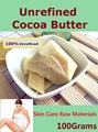 Natural ORGANIC Pure Cocoa butter  Ounces Raw Unrefined cocoa butter Base Oil  Imports from Malaysia 2017 NEW Essential Oil