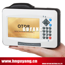 SM Mini OTDR Fiber Optic ,26/24dB, 1310/1550nm, built-in VFL , power meter, 5 inch Touch Screen, with Carrying Bag