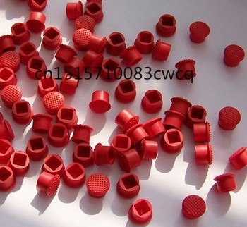 New 100X for Lenovo OEM ThinkPad TrackPoint red cap Mouse Pointer 100pcs 1