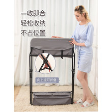 Diaper Table Baby Care Baby Massage Touch Table Change Diaper Fold Portable Newborn Diaper Table(China)