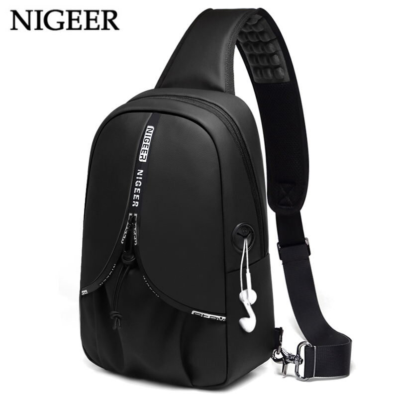 NIGEER Summer Travel Chest Bag