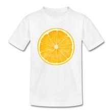 Orange slice Vegan kids t-shirt