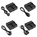 Dual Channel Battery Charger For SONY NP-FW50 NEX-5T/5R/3/6/7 A5000 A6000 A7 A7R Battery