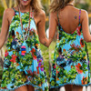 Summer Women Swimsuit Cover Up Beach Cover Ups Tassels Dress Elegant Beach Bathing Suit 1