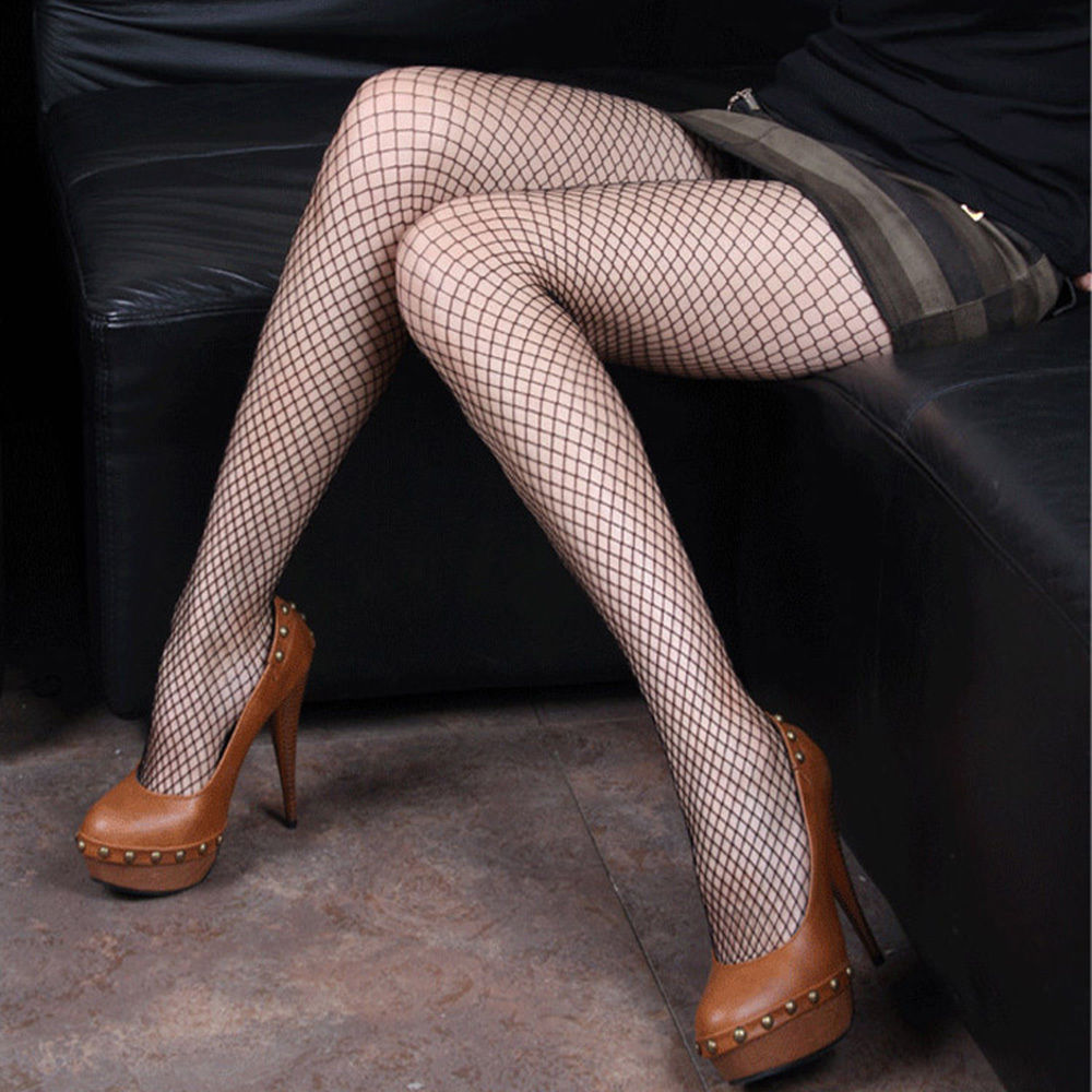 Fashion Womens Sexy Net Fishnet Body Stockings Fishnet Pattern Pantyhose Party Tights Elastic eggings Stockings High Quality