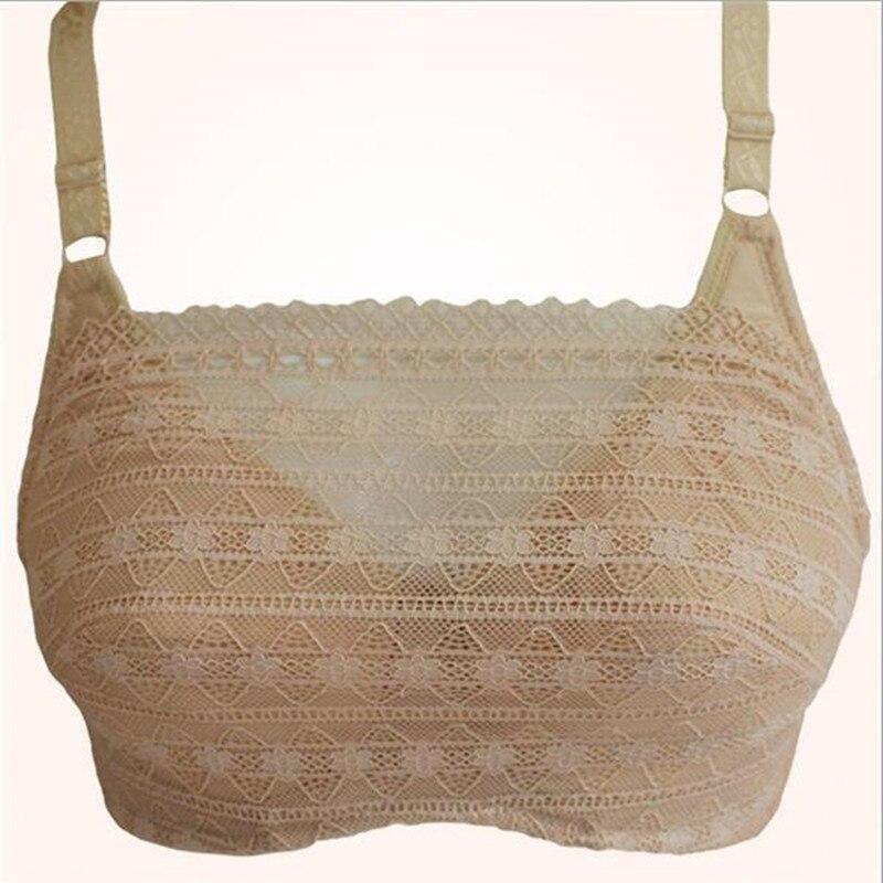 silicone breast implants bra breast form bra mastectomy bra transvestism bra 100% cotton size 34 36 38 40 thought suppression