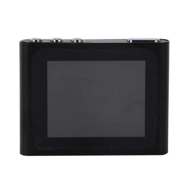 """6th Generation Mp3 Mp4 Music Media Player FM Games Movie 1.8""""LCD Screen"""