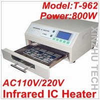 PUHUI T 962 Infrared IC Heater T962 Reflow Wave Oven Solder BGA SMD SMT Rework Station T 962 Reflow