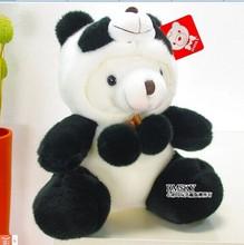 huge lovely panda toy stuffed bear and panda sitting plush panda birthday gift about 65cm