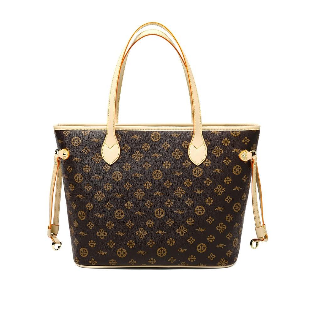 Fashion Handbag Luxury Handbags Women Bags Designer Large Capacity Tote Bag Classic Shopping Bag Female Leather