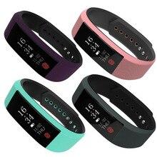 W808S Спорт Смарт часы Шагомер монитор фитнес трекер сердечного ритма сигнализации браслет наручные Смарт часы Android и IOS человек
