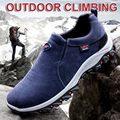 2017 Spring Men Casual Shoes Sapatos Masculino Male Fashion Faux Suede Leather Outdoor Sport Shoes for Men Flat Sneakers O2158