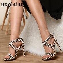 eee98f45cb1 Été Peep Toe femmes pompes sandales femme robe de mariage chaussures dames  chaussures à talons hauts dame talons femmes Sandalia.