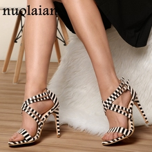 Summer Peep Toe Womens Pumps Sandals Woman Dress Wedding Shoes Ladies High Heel Shoes Lady High Heels Women Sandalia Feminina