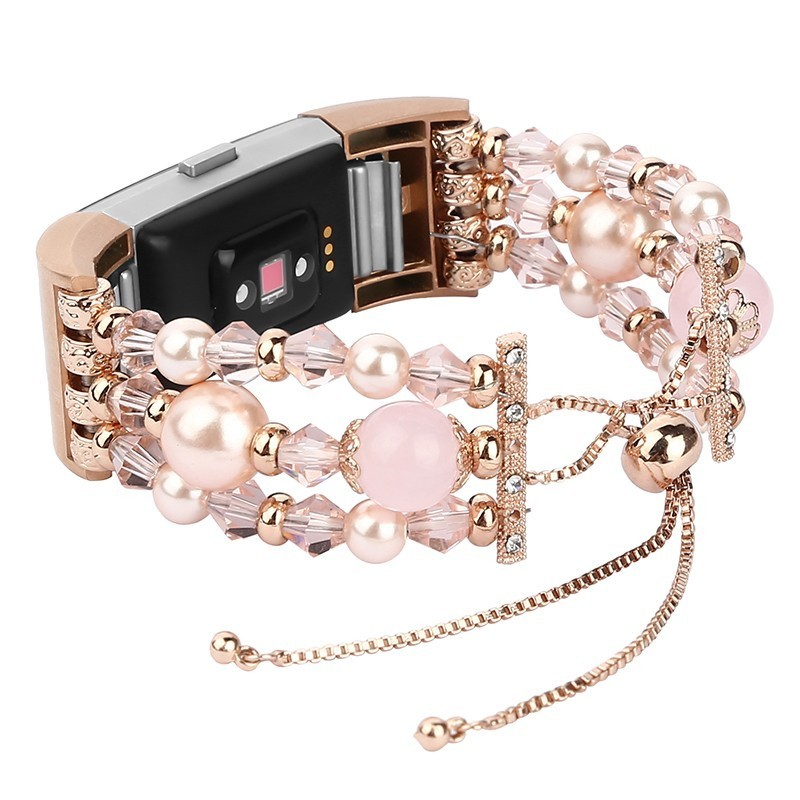 Adjustable Bands Fashion Crystal Beads Womens Girls