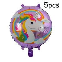 unicorn-5pcs-18inch-10