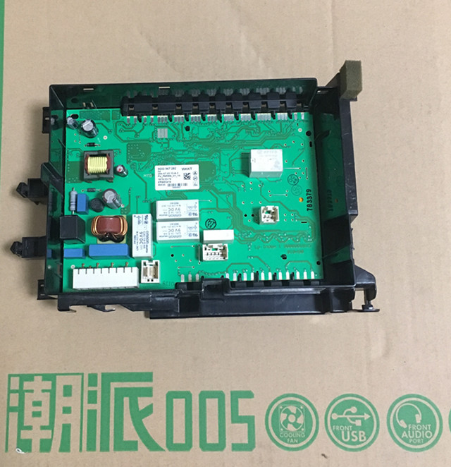 Free shipping original for Siemens washing machine control module frequency conversion board wm12p2681w computer board program все цены