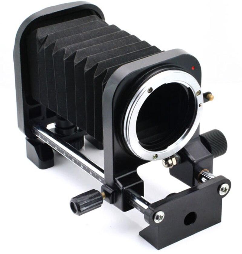 Удлиняемые сильфоны для макросъемки Трубка Крепление адаптера для Nikon D700 D800 D3100 D3200 D5200 D5300 D7100 D7200 D90 DSLR