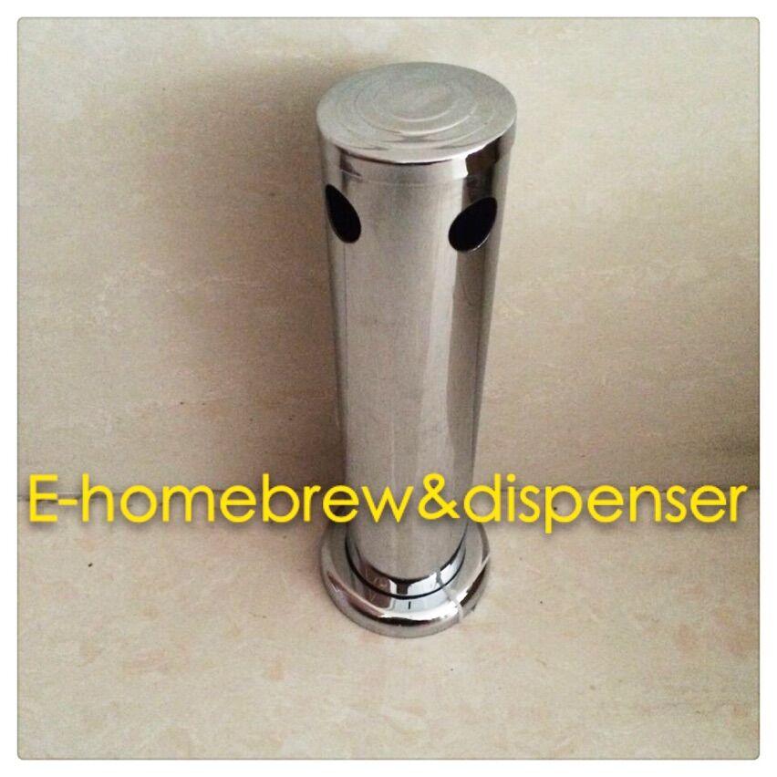 3 Two Holes Stainless Steel Beer Column Beer Tower in Bar Productor Beer Tower Draft Beer