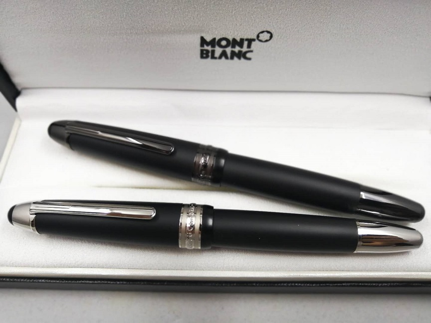 Wakaka pen Meisterstuck Ultra Black 146 Le Grand Roller Pen Free shipping
