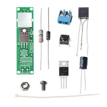 DC3-5V DIY Kit High Voltage Generator Arc Igniter Lighter Kit for DIY Electronic