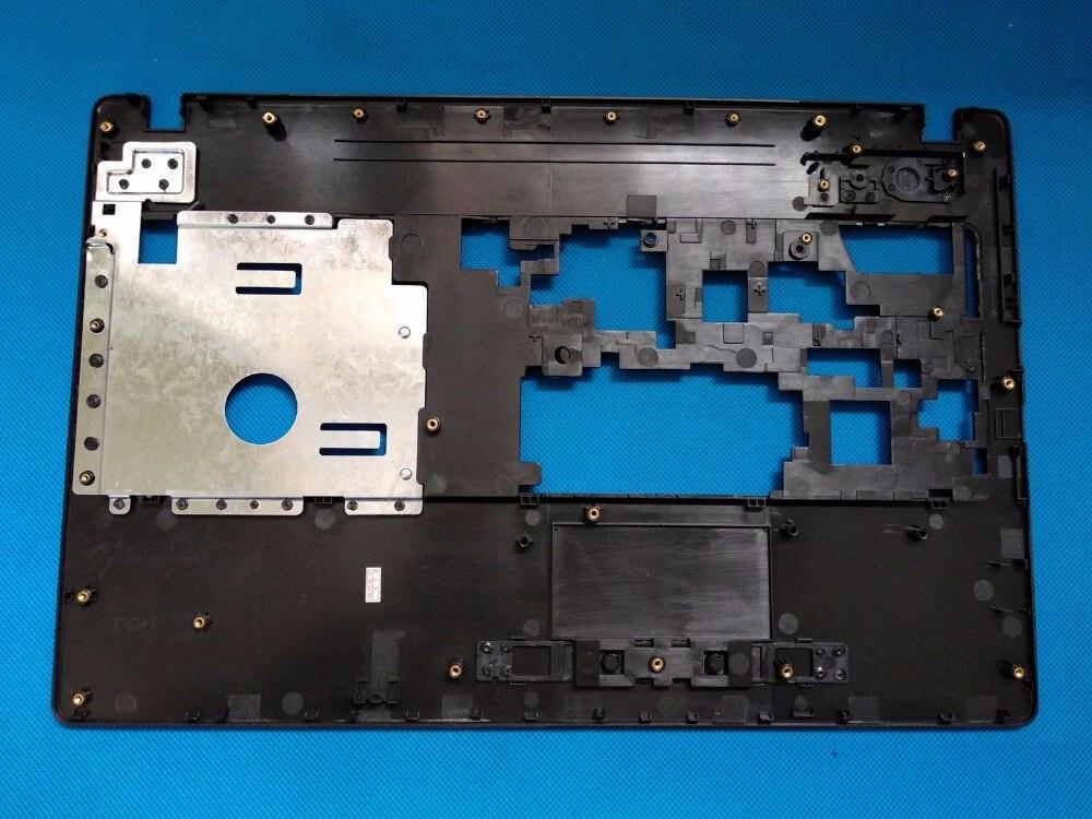 Nieuwe originele zwarte kleur palmrest top case c cover voor lenovo - Notebook accessoires - Foto 2