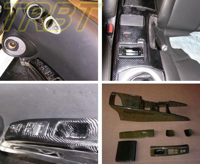 Right drive z33 carbon fiber interior parts 350z gear - Nissan altima 2003 interior parts ...