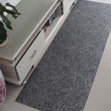 Утолщаются пыли ПВХ пенопласт нескользящей коврики для вытирания ног зал ковер ванная комната