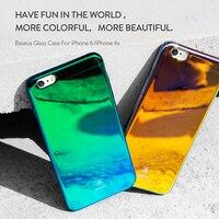 For IPhone 6 S Case Baseus Brand Aurora Light Phone Case For IPhone 6 6S Plus