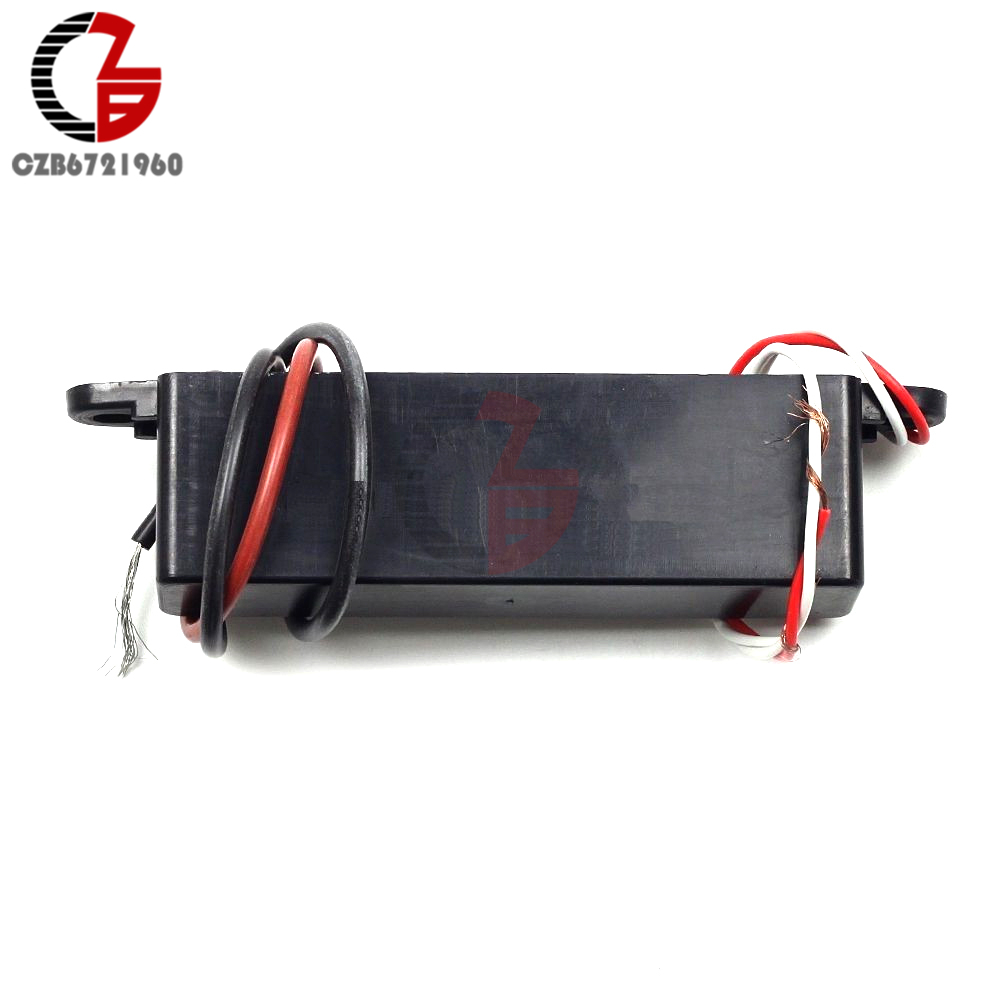 DC 12V 15000V to 20000V 20KV Adjustable High Voltage Generator Electrostatic Boost Step Up Igniter Module Negative Ion Ignition
