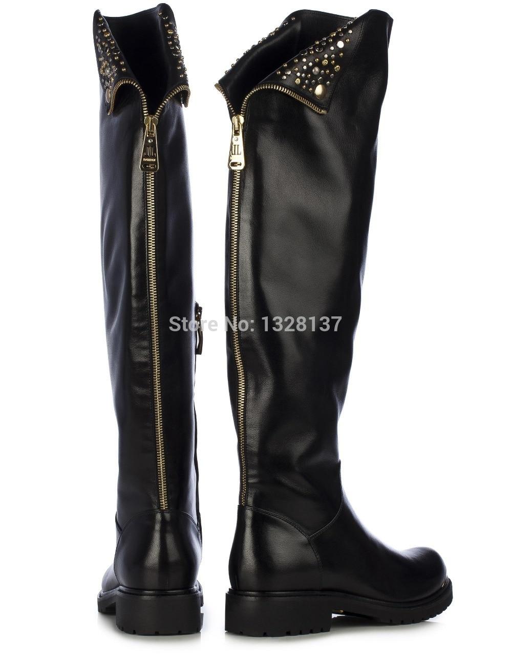 aliexpress: acheter pas cher hiver bottes noir chaussures