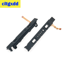 купить cltgxdd Console L R Slide Left Right Sliders Railway Replacement For Nintend switch NS Joy-con Controllers Left and Right Rail по цене 286.58 рублей