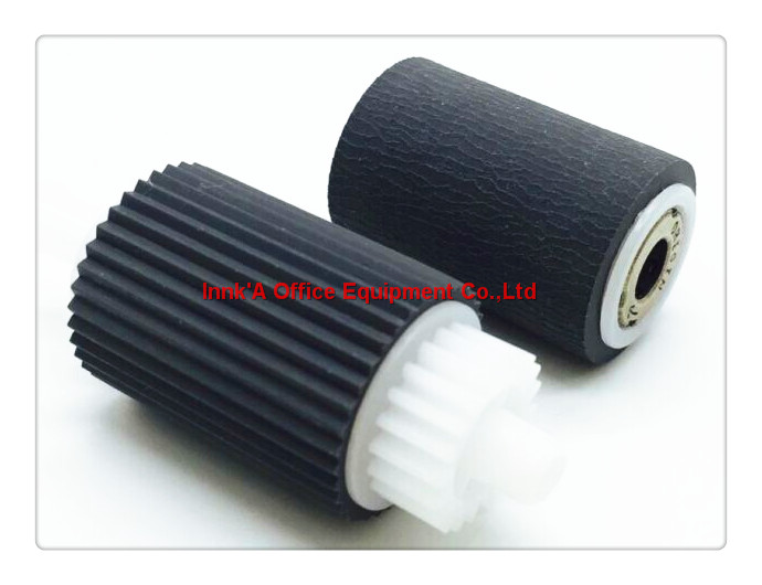 The Cheapest Price 2pcs Original New Paper Pick Up Roller Nrolr1466fcz1 For Sharp Arm 550n 620n 700u 625 555 550 Genuine Separation Pad Roller Computer & Office Parts & Accessories