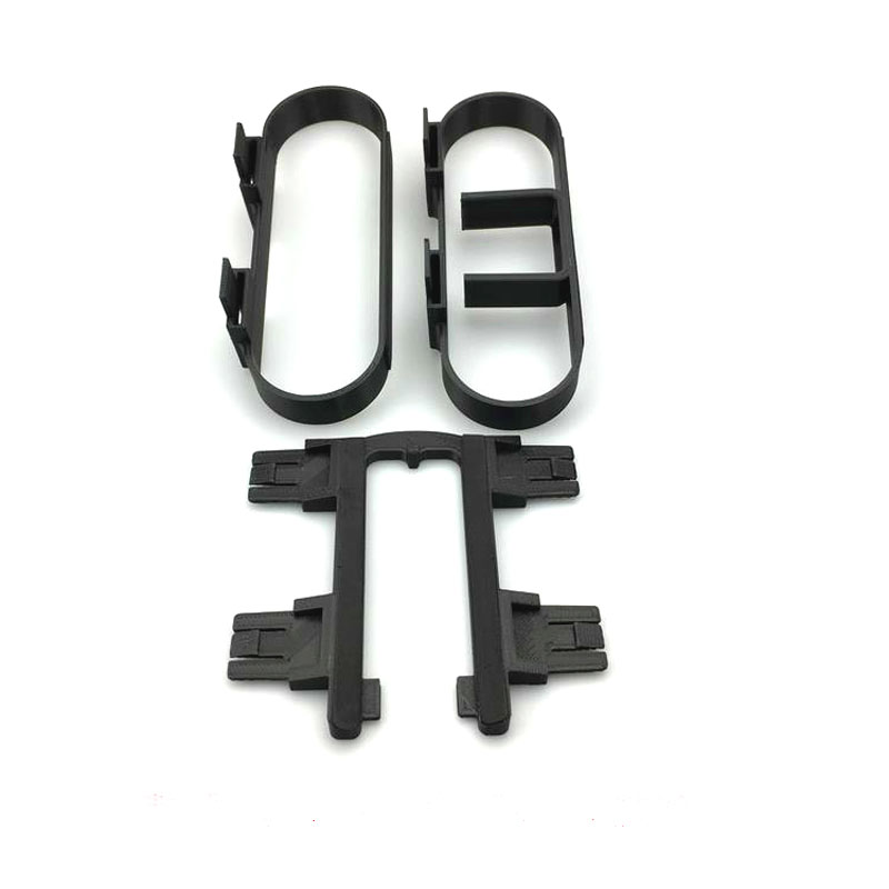 Landing Gear Landing Safe Bracket Camera gimbal protection with RF-V16 GPS Tracer Locator Holder for DJI MAVIC PRO 1 (8)