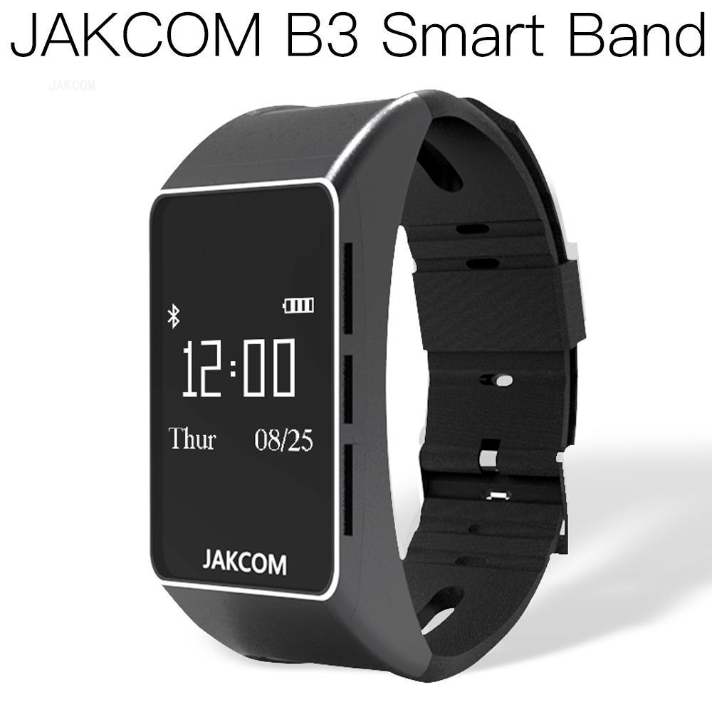 Jakcom B3 Smart Band Hot sale in Wristbands as pulseira nrf52832 mi 3 band
