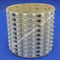 Atacado 10 m/lote preto / branco PCB WS2811 LED Full Color tira 5050 SMD 60led / m DC12V sonho cor tira cadeia não à prova d ' água