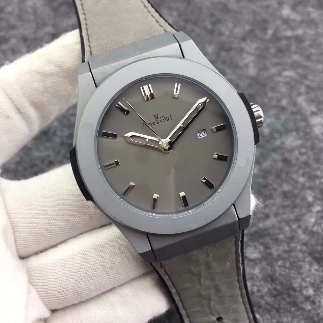 Luxury Brand New Men Watch Automatic Mechanical Stainless Steel Watches Silver Titanium Black Leather Rose Gold Coffer Blue GreyLuxury Brand New Men Watch Automatic Mechanical Stainless Steel Watches Silver Titanium Black Leather Rose Gold Coffer Blue Grey